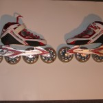 Rollerblade racing Problade JR