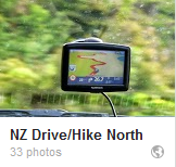 NZ Driving tour