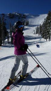 Skier Liz